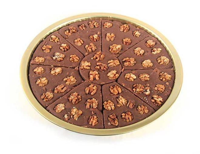 Халва летняя с грецким орехом и какао 5 кг